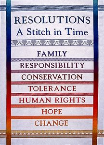 Resolutions: A Stitch in Time