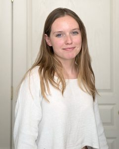 Charlotte Rose Hicks, Through the Flower intern, Belen, NM, 2018