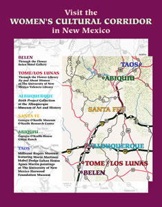 New Mexico Women's Cultural Corridor