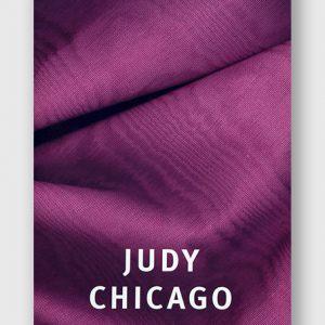 Judy Chicago, exhibition catalogue