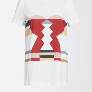 Bigamy T-Shirt by Max Mara