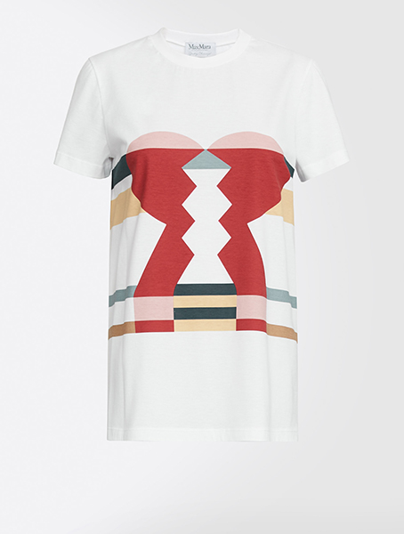 Bigamy T-Shirt by Max Mara