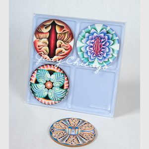 The Dinner Party Coasters