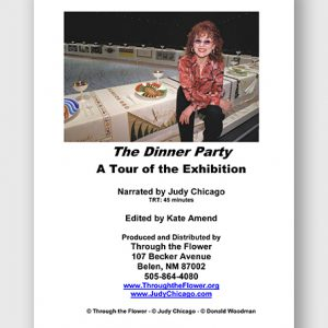 Judy Chicago's The Dinner Party: A Tour of the Exhibition DVD