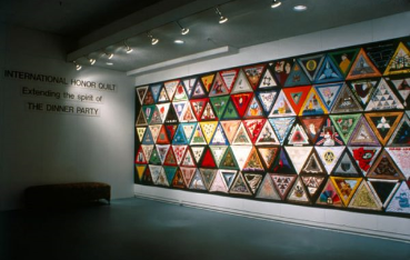 International Honor Quilt